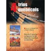 LAYE P./GARGALIAN S. TRIOS QUEBECOIS VIOLONS ET BATTERIE