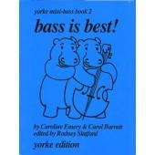 EMERY C. BASS IS BEST MINI BASS VOL 2 CONTREBASSE