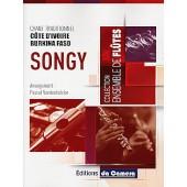 VANDENBULCKE P. SONGY ENSEMBLE DE  FLUTES
