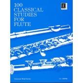 VESTER 100 CLASSICAL STUDIES FLUTE