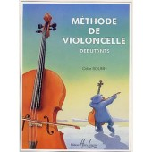BOURIN O. METHODE DE VIOLONCELLE VOL 1