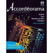 ACCORDEORAMA VOL 2A AVEC CD