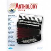 CAPPELLARI A. ANTHOLOGY 4 ACCORDEON