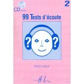 LEDOUT A. 99 TESTS D'ECOUTE VOL 2