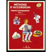 MAUGAIN M. METHODE ACCORDEON VOL 2
