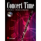 CONCERT TIME CLARINETTE
