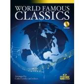 WORLD FAMOUS CLASSICS FLUTE A BEC SOPRANO