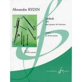 RYDIN A. JATEKOK CLARINETTES