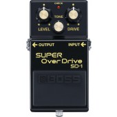 BOSS SD-1-4A OVERDRIVE LIMITED EDITION