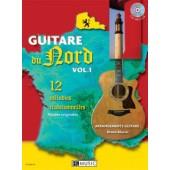 MURSIC B. GUITARE DU NORD GUITARE + CD