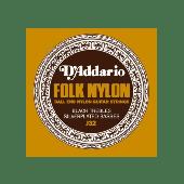 JEU DE CORDES CLASSIQUE D'ADDARIO J32 NYLON A BOULE