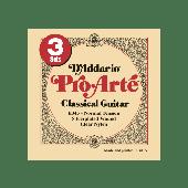 PACK DE 3 JEUX DE CORDES CLASSIQUES D'ADDARIO EJ45-3D PRO ARTE