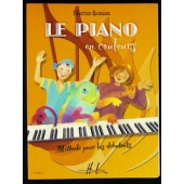 QUONIAM B. LE PIANO EN COULEURS