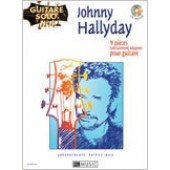HALLYDAY J. GUITARE SOLO N°4