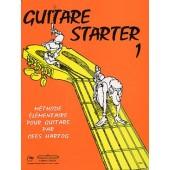 HARTOG C. GUITARE STARTER 1