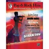 ROCK & POP HITS INSTRUMENTAL SOLOS COR FA