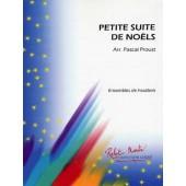 PROUST P. PETITE SUITE DE NOELS HAUTBOIS
