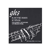 JEU DE CORDES BASSE GHS 3025 STRINGS DOUBLE BOULE STAINLESS STEEL