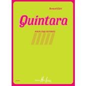 GILLET R. QUINTARA GUITARES