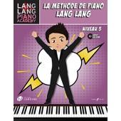 LANG LANG LA METHODE DE PIANO NIVEAU 5