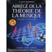 ABROMONT C. ABREGE DE LA THEORIE MUSICALE