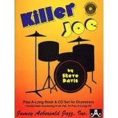 AEBERSOLD VOL 070 KILLER JOE BATTERIE