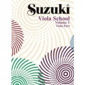 SUZUKI VIOLA SCHOOL VOL 1