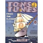 TONS OF TUNES FOR CLASSICS FLUTE OU HAUTBOIS