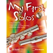 DEZAIRE N. MY FIRST SOLOS FLUTE