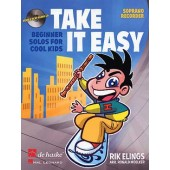 ELINGS R. TAKE IT EASY FLUTE A BEC SOPRANO