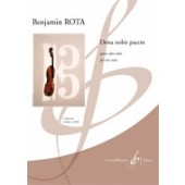 ROTA B. DONA NOBIS PACEM ALTO SOLO