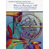 RYDEN W. CLASSICAL QUARTETS FOR ALL TROMBONES