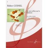 COINEL R. LE VENT SE LEVE SUR LA REDOUNE VIOLON