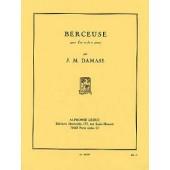 DAMASE J.M. BERCEUSE COR EN FA