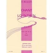 BOZZA E. CHANT LOINTAIN COR EN FA