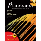 PIANORAMA VOL 3B PIANO
