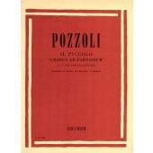 POZZOLI E. IL PICCOLO GRADUS AD PARNASSUM PIANO