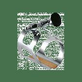 LIGATURE CLARINETTE BG L2 TRADITION ARGENTEE