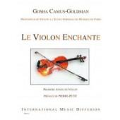 CAMUS-GOLDAMN G. LE VIOLON ENCHANTE