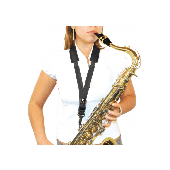 SANGLE SAXOPHONE BG S10ESH A-T CONFORT ELASTIQUE