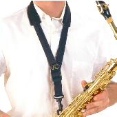 SANGLE SAXOPHONE BG S10M A-T CONFORT