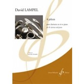 LAMPEL D. PIECES CLARINETTE
