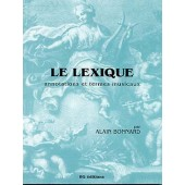 BONNARD A. LE LEXIQUE