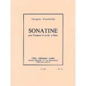 CASTEREDE J. SONATINE TROMPETTE