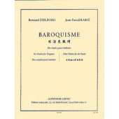ZIELINSKI B./RABIE J.P. BAROQUISME TIMBALES