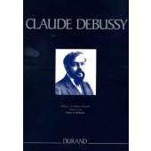 DEBUSSY C. PELLEAS ET MELISANDE CHANT PIANO