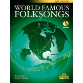 WORLD FAMOUS FOLKSONGS FLUTE A BEC SOPRANO