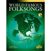 WORLD FAMOUS FOLKSONGS ACCOMPAGNEMENT PIANO