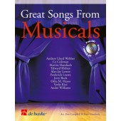 GREAT SONGS FROM MUSICALS COR