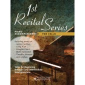 1ST RECITAL SERIES ACCOMPAGNEMENT PIANO